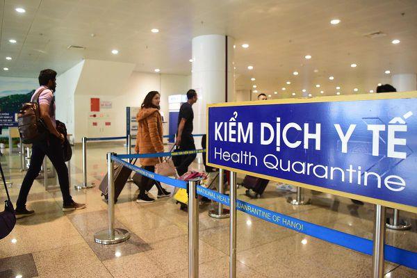 Chỉ bán vé máy bay cho người có thị thực nhập cảnh và địa điểm lưu trú cụ thể