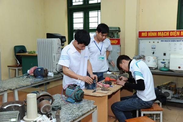 Hà Nội giảm 11 trường giáo dục nghề nghiệp