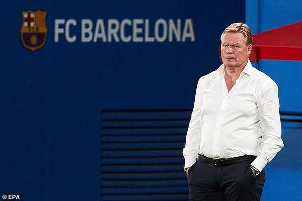 HLV Koeman lên tiếng chỉ cách Barcelona mua Depay