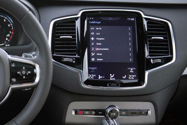 Volvo phát triển công nghệ cải thiện chất lượng không khí trong xe