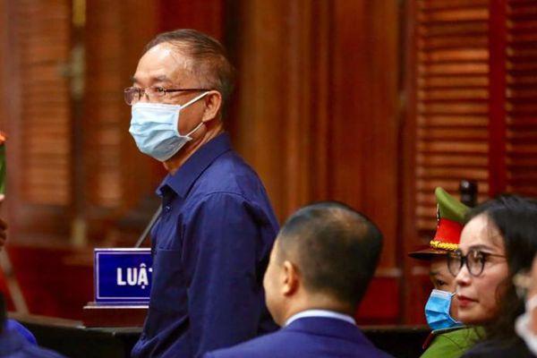 Ông Nguyễn Thành Tài phủ nhận sai phạm do quan hệ tình cảm