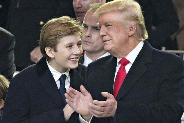 'Hoàng tử Nhà trắng' Barron Trump và cuộc sống đặc quyền của con trai tổng thống Mỹ