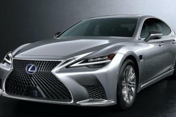 Những trang bị nổi bật trên mẫu sedan hạng sang Lexus LS 2021