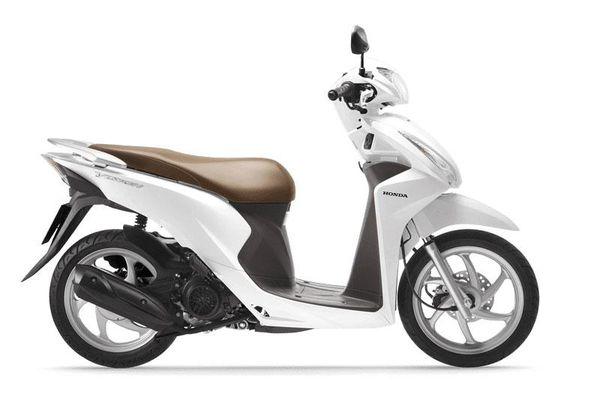Bảng giá xe ga Honda tháng 9/2020: Cao nhất 278,99 triệu đồng