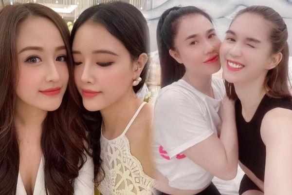 Những sao Việt đẹp không đối thủ ở Vbiz, nhưng lại bị nhan sắc chị em gái ruột vượt mặt dễ dàng