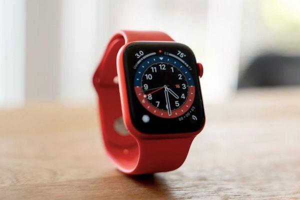 Cận cảnh Apple Watch Series 6 màu đỏ: Đẹp quá Apple ơi!