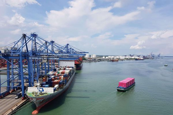 Nhà đầu tư châu Âu muốn rót 1 tỷ USD vào dự án logistics Cái Mép Hạ