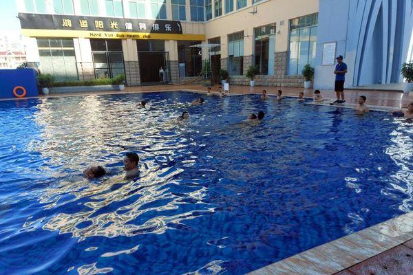 Tập huấn nghiệp vụ về chương trình bơi an toàn, phòng, chống đuối nước