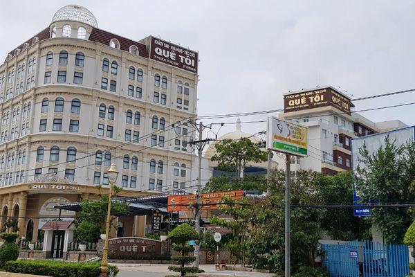 Không chịu trả tiền, chủ khách sạn lớn nhất Sóc Trăng thua kiện