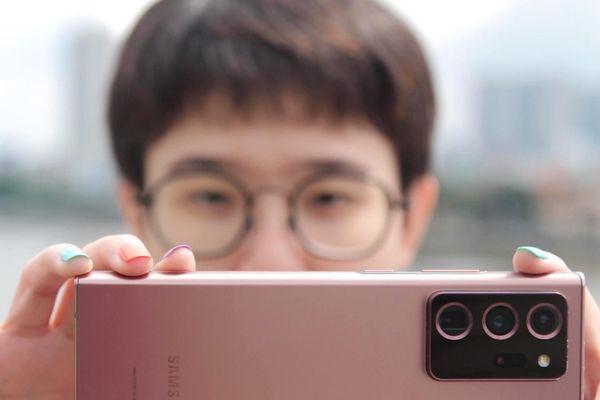 Cụm camera chuẩn điện ảnh trên Galaxy Note20 làm được gì?