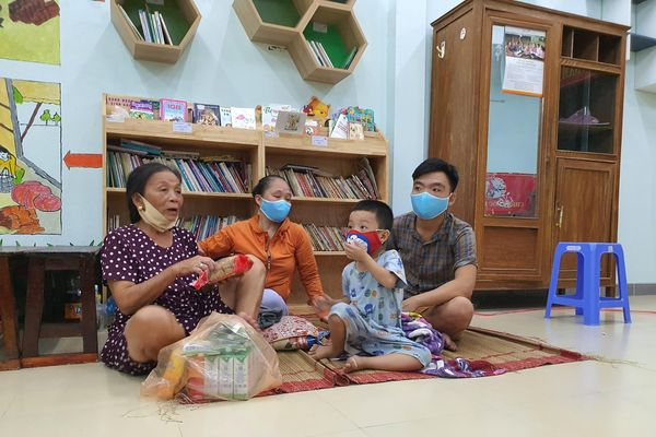 Đà Nẵng vận động sơ tán người dân đến nơi trú ẩn an toàn