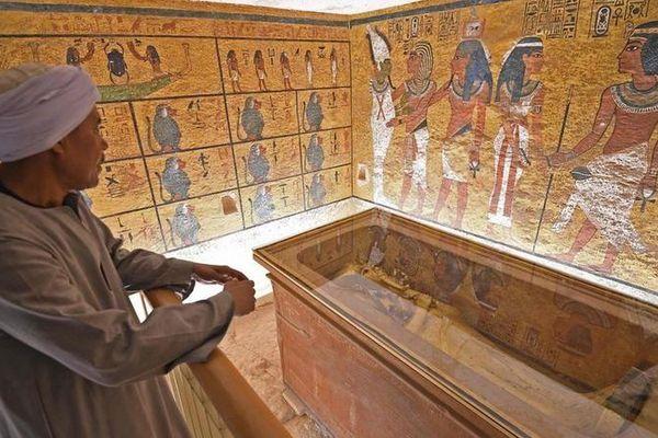 Những bí ẩn lớn ở thung lũng các vị vua nổi tiếng Ai Cập