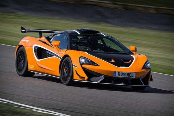 Siêu xe McLaren 620R đỉnh cao nhờ gói nâng cấp R của MSO