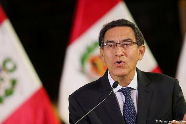 Tổng thống Peru đối mặt với nguy cơ bị điều tra luận tội