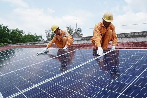 Điện mặt trời có mặt tại Đảo ngọc Phú Quốc