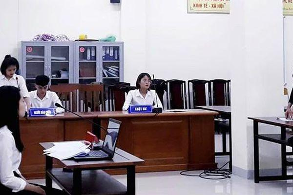 Khoa Luật Đại học Vinh: Hướng sinh viên phát triển năng lực cá nhân và trau dồi kỹ năng toàn diện