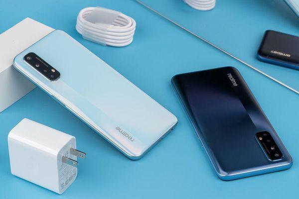 Mở hộp Realme 7, smartphone 'ngon bổ rẻ' sắp ra mắt
