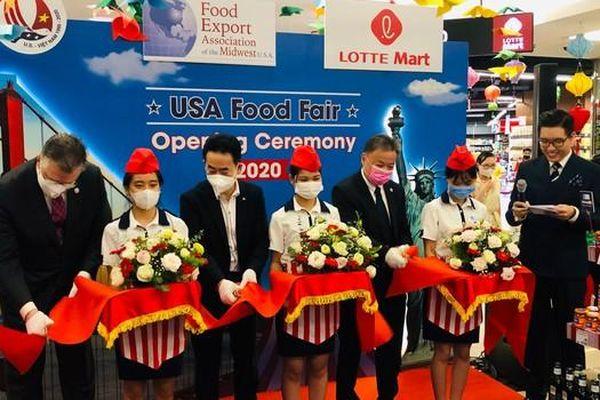 Đại sứ Hoa Kỳ Daniel Kritenbrink: 'Chúng tôi hài lòng với tiến độ nhập khẩu nông sản Hoa Kỳ của Việt Nam'
