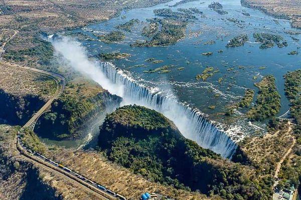 Top 10 thác nước đẹp nhất thế giới