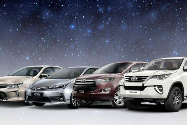 Toyota Việt Nam phải 10 lần triệu hồi xe trong 8 tháng