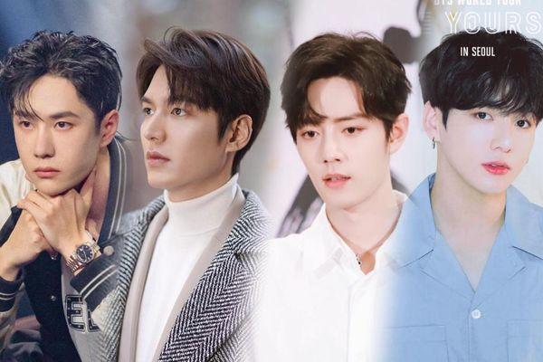 100 sao nam hấp dẫn nhất châu Á 2020: Jungkook - Lee Min Ho đứng sau Tiêu Chiến - Vương Nhất Bác