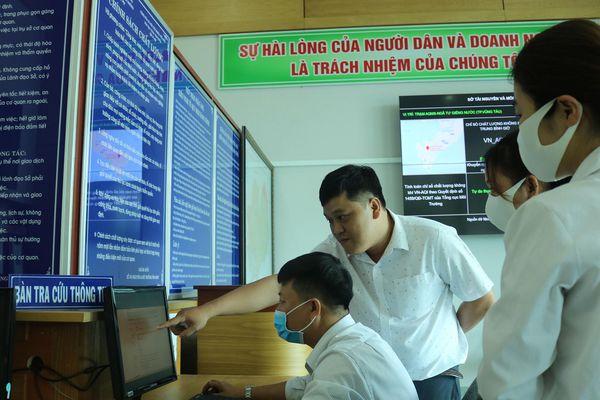Dễ dàng cập nhật thông tin đất đai nhờ ứng dụng công nghệ