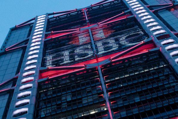 Cổ phiếu HSBC rơi xuống mức thấp nhất kể từ cuộc khủng hoảng tài chính 2008