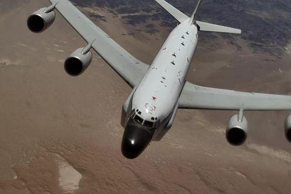 Trung Quốc phản ứng việc máy bay do thám của Mỹ ngụy trang bay qua Biển Đông