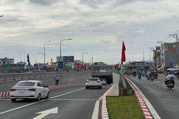 Khánh thành nút giao thông An Sương, giải tỏa điểm đen ùn tắc giao thông