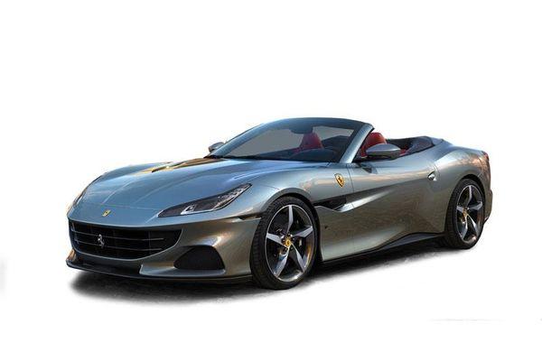 Ferrari giới thiệu siêu xe mui trần manh 612 mã lực