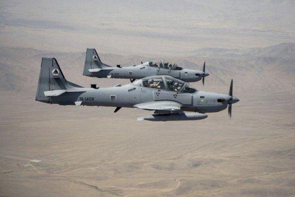 Afghanistan nhận thêm cường kích Super Tucano