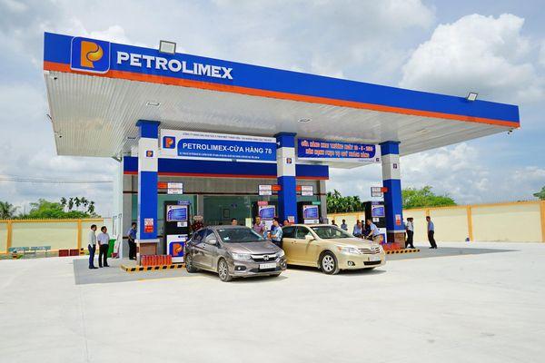 Cửa hàng xăng dầu Petrolimex Sài Gòn - sức mạnh cạnh tranh trên thị trường bán lẻ