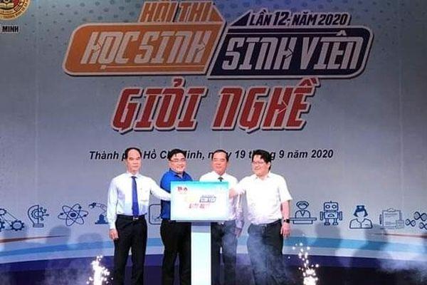 Thành phố Hồ Chí Minh: Hơn 400 học sinh, sinh viên tham gia hội thi nghề