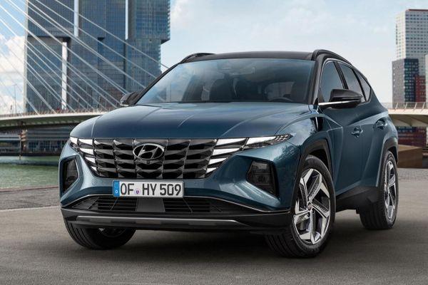 Hyundai khoe điều hòa thông minh trên Tucson 2021