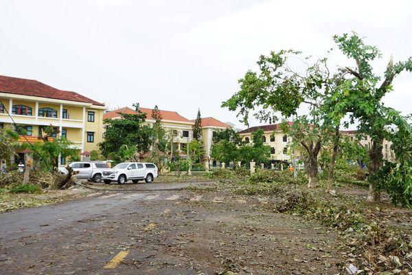 Thừa Thiên Huế: Bão số 5 gây thiệt hại khoảng 505 tỉ đồng