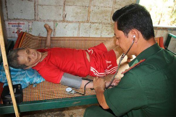 Sức sống của mô hình quân - dân y trên vùng biên giới Ia Grai