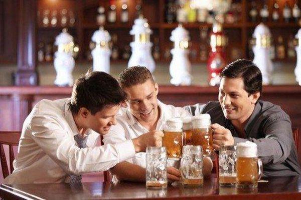 Bí kíp uống bia rượu ngàn chén không say