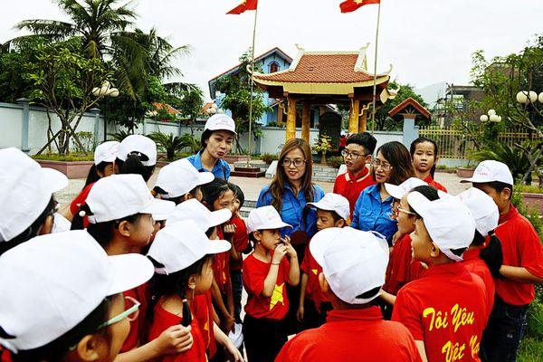 Về thăm nơi thành lập Chi bộ Đảng đầu tiên ở Mạo Khê