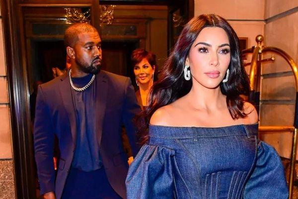 Kim Kardashian muốn ly hôn