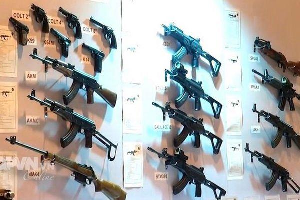 Lần đầu lộ diện lượng lớn vũ khí hiện đại Việt Nam tự chế tạo