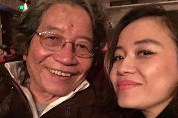 Xúc động chia sẻ về cha của con gái nhạc sĩ Phó Đức Phương