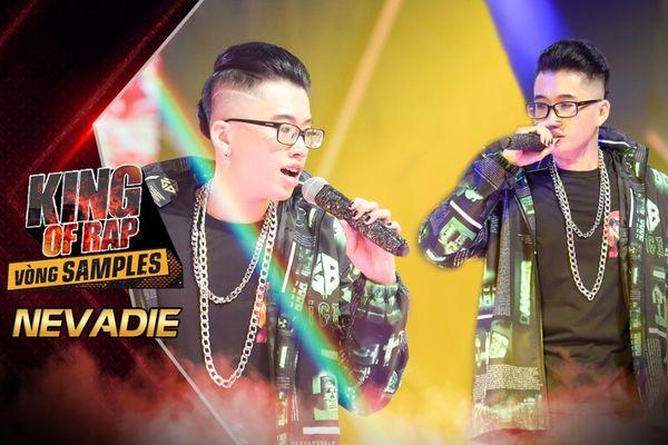 NevaDie chọn đối thủ làm nàng thơ, 'thả thính' cơ trưởng Pháo bằng tiết mục Rap kết hợp dân ca quan họ