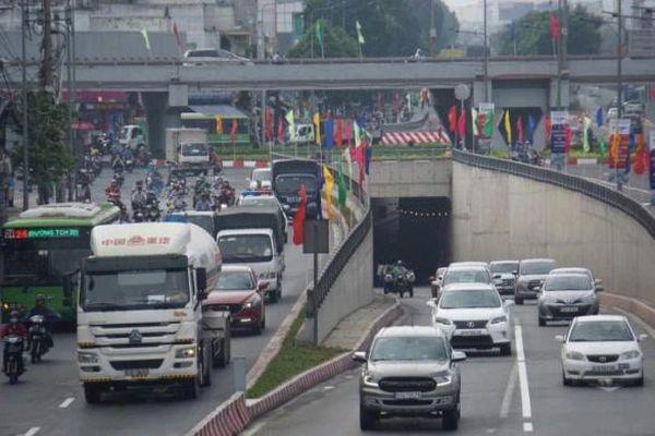 3 tháng, TP. HCM dự kiến hoàn thành 8 dự án giao thông