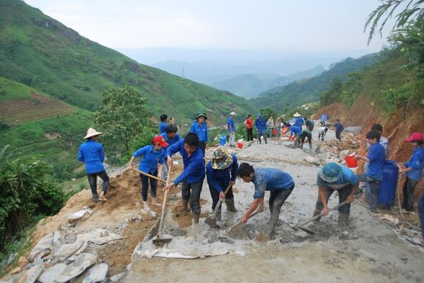 Lào Cai: Thay đổi diện mạo xã biên giới
