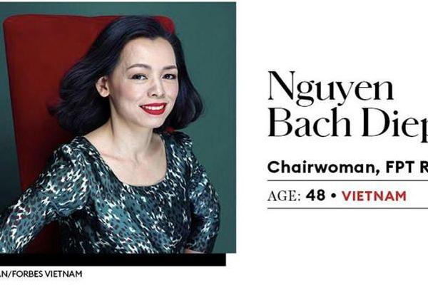 'Nữ doanh nhân quyền lực châu Á' Nguyễn Bạch Điệp 'thăng trầm' cùng FPT Retail như thế nào?