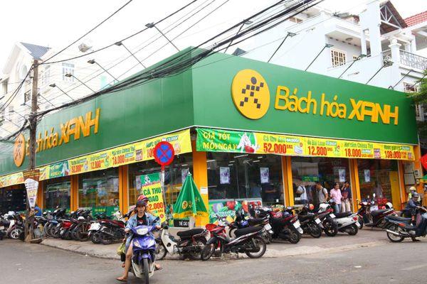 Mỗi cửa hàng Bách Hóa Xanh thu gần 1,2 tỷ đồng trong tháng 8