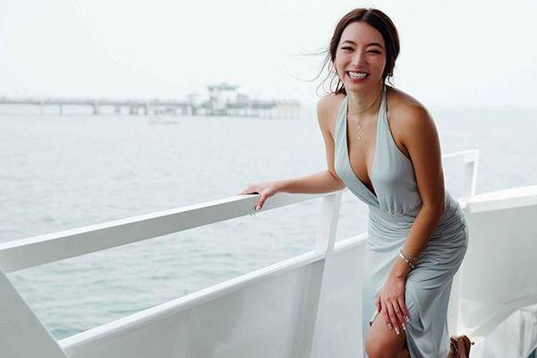 Vẻ lai Tây ngọt ngào của con gái ca sĩ Thanh Hà