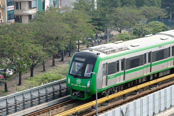 Hà Nội 'khát' lái tàu đường sắt đô thị