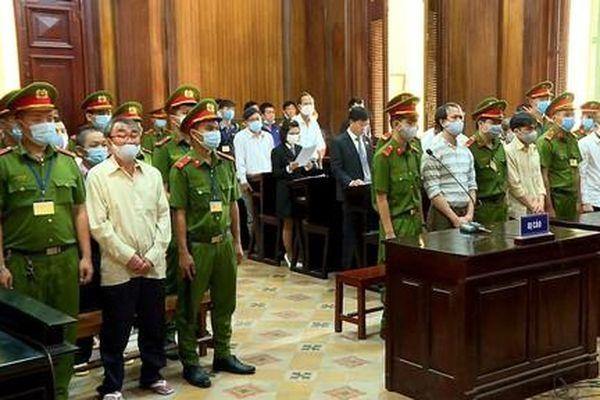 TP Hồ Chí Minh: Chủ mưu gây nổ tại trụ sở công an phường bị phạt 24 năm tù