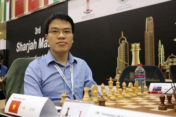 Hạ cao thủ người Azerbaijan, Quang Liêm vào tứ kết 'siêu giải cờ Online'